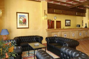 HOTEL EL CORTIJO Matalascañas (Huelva)