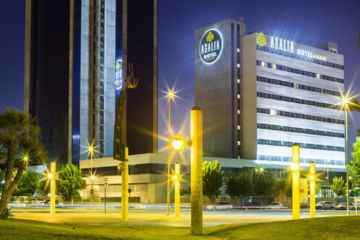 AGALIA HOTEL Murcia
