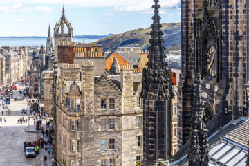 MERCURE EDINBURGH CITY PRINCES STREET Edinburgh