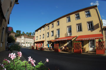 LA VIEILLE AUBERGE Saint-Privat-d'Allier